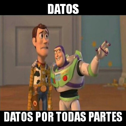 datos everywhere